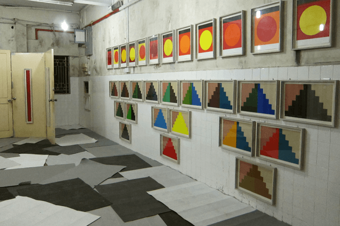 2010 — Colour, Shape, Quantity, Scale (Solo Exhibition)